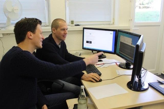 neue fische : Absolventen aus dem Bootcamp für IT-Talente bereichern DREI-D