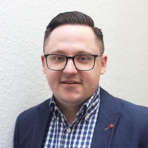 Betriebsleiter Sören Schneider