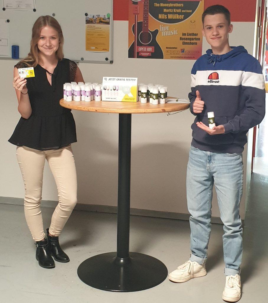 Produktproben von Baudek & Schierhorn